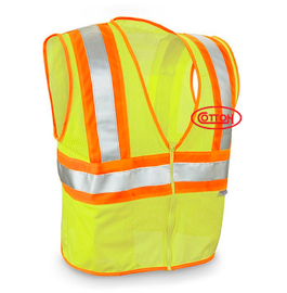Cotton Safety Vest Mesh, Color Options