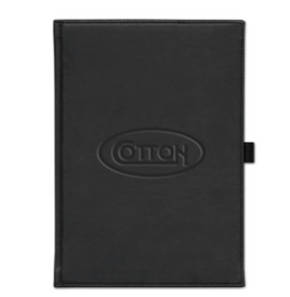 Cotton, Embossed Notebook