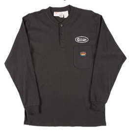 Cotton, Fire Resistant Long Sleeve Shirt
