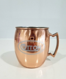 Cotton Copper Mug
