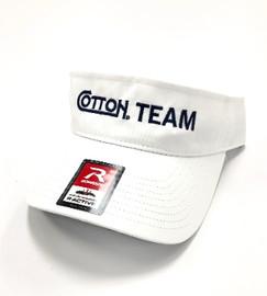 Cotton Team Visor