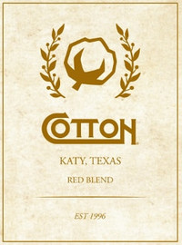 Cotton, Red Blend Wine