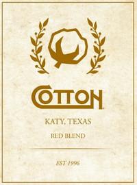 Cotton Red Blend Wine