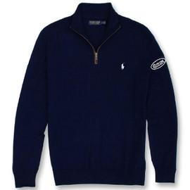 RL Polo- Murano Sweater 1/2 Zip