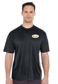 Cotton Performance Shirt, Black