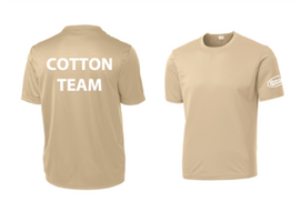 Cotton Performance Shirt, Tan
