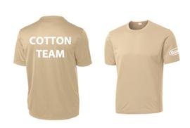 Cotton Performance Shirt - Tan