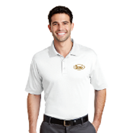 Cotton Collar Shirt, White