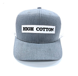 High Cotton Logo Hat, color options