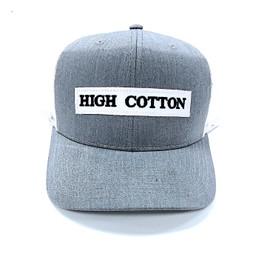 High Cotton Logo Hat, color options