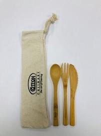 Culinary Wooden Utensils