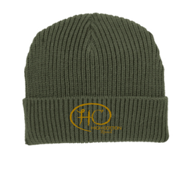 High Cotton Ranch, Ribbed Beanie