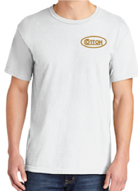 Comfort Colors, Subsidiaries, Short Sleeve Shirt-Yellow or White