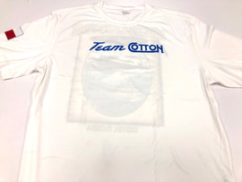 Team Cotton, Short Sleeve Performance