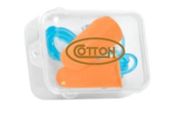 Cotton Ear Plugs