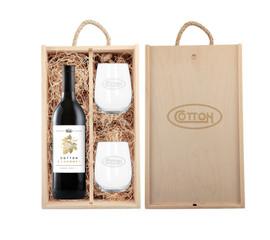 Cotton, Wine Box
