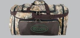 Cotton, Game Guard Duffle Bag