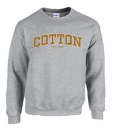 Cotton Collegiate Sweatshirt