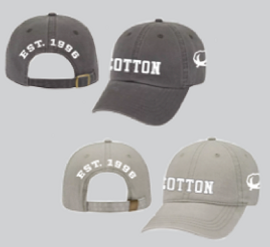 Cotton Collegiate Hat