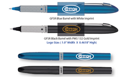 Uniball Pen, Blue or Black