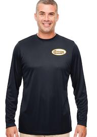Cotton, Performance Long Sleeve Shirt