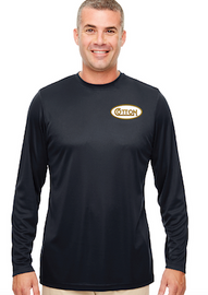 Cotton, Performance Long Sleeve Shirt