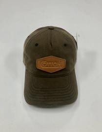 Cotton, Richardson Brown Patch Hat