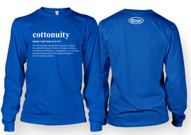 Cotton, Cottonuity Long Sleeve Shirt