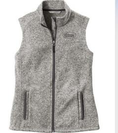 Women's Port Authority Sweater Fleece   Vest