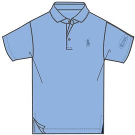 Men's Ralph Lauren Polo - Lt. Blue