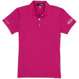 Ladies Short-sleeve Tournament Polo - Aruba Pink