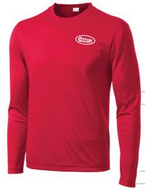 HSE Safety Team Performance Shirt - Long Sleeve