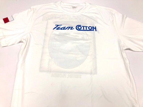 Team Cotton, Short Sleeve Performance