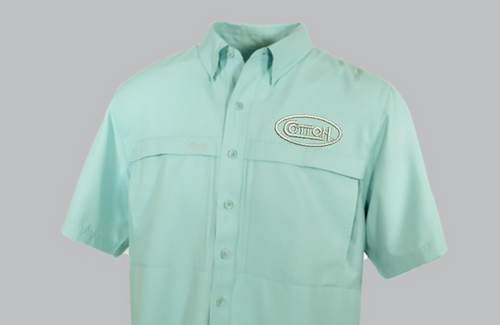 Cotton Game Guard, Seaglass