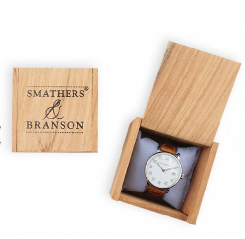 Watch - Smathers and Branson American Flag