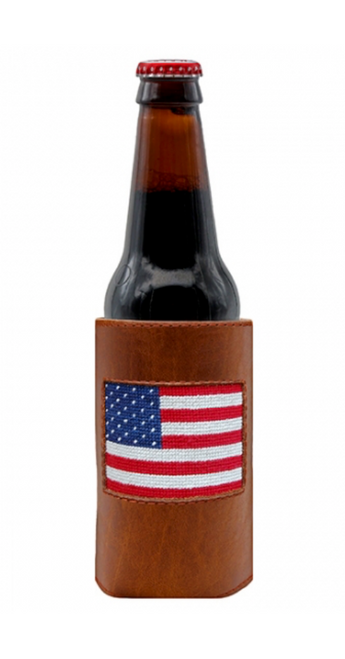 Bottle Cooler American Flag - Smathers and Branson