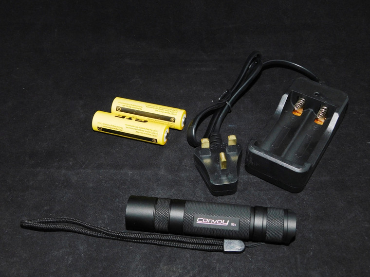 UV Torch Set