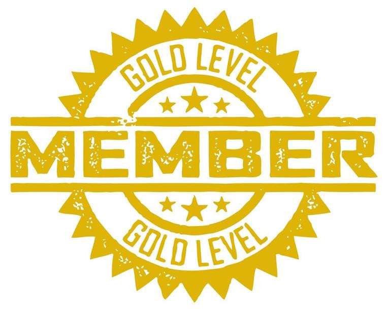 Gold Membership (Family)
