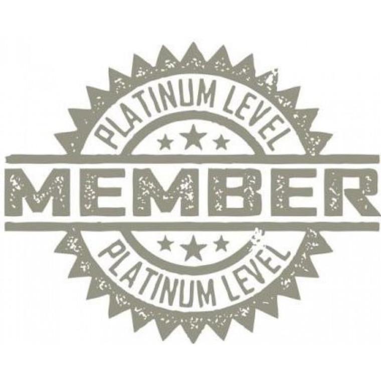 Platinum Membership (single)