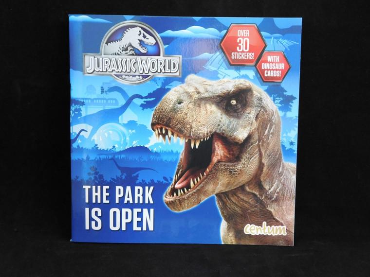 Jurassic World Book