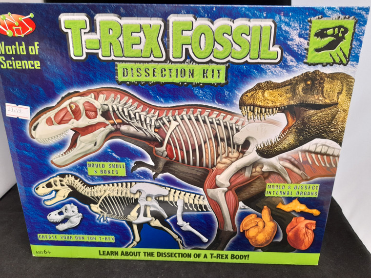 T-Rex Fossils Dissection Kit