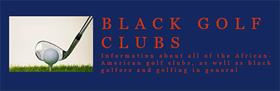 Black Golf Clubs
