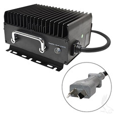 Club Car/Yamaha Admiral Advantage High Frequency Golf Cart Charger, 36V/15A