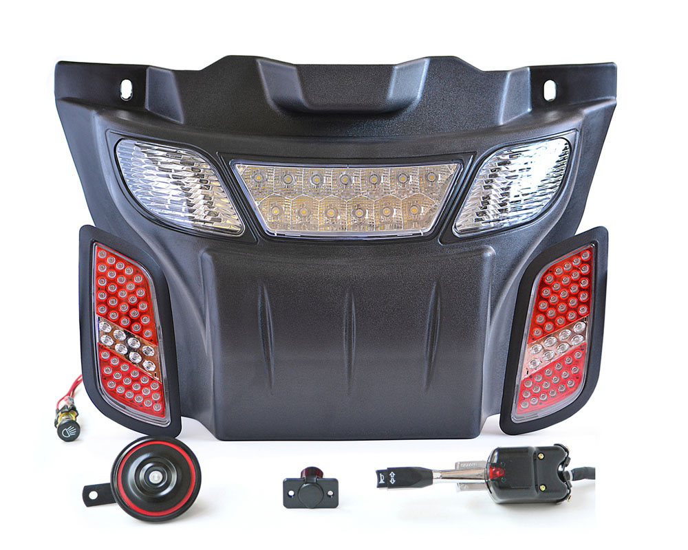 EZGO Stret Legal LED Light Kit For RXV