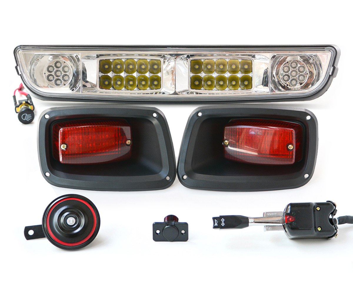 EZGO Light Bar Street Legal Kit