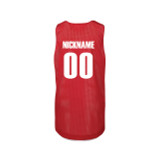 Basketball Singlet Reversible Red/White