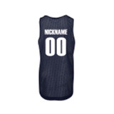 Basketball Singlet Reversible Navy/White