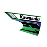 2012 Kawasaki KX85 Replica OEM Shroud Graphics