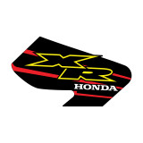 2000 Honda XR50R Replica OEM Shroud Graphics