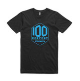 100% Strength Base Tee
